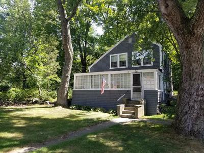 Grafton Single Family Home For Sale: 72 Westboro Road