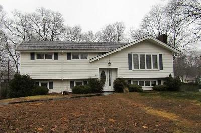 MA-Bristol County Single Family Home New: 89 Sharps Lot Rd