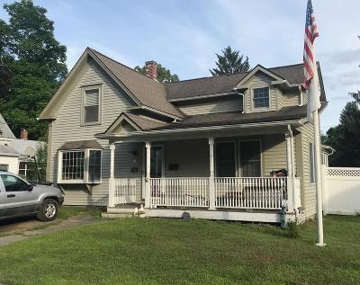 Westborough Single Family Home For Sale: 21 Elm St