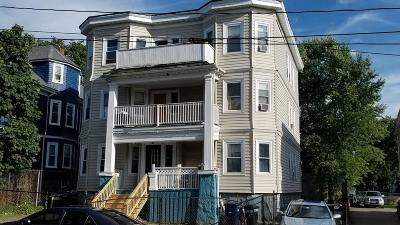 Boston Multi Family Home For Sale: 50 Wheatland Avenue
