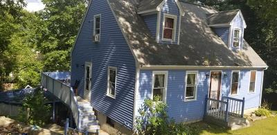Worcester Single Family Home For Sale: 26 Yukon Ave