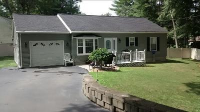 Thompson, Putnam, Pomfret, Woodstock, Burrillville, North Smithfield, Webster, Douglas Single Family Home New: 4 Jeffrey St