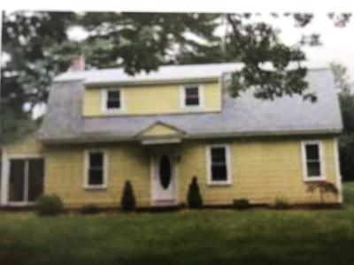 Lincoln Single Family Home New: 101 Tower Rd