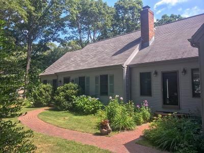 Barnstable MA Single Family Home New: $475,000