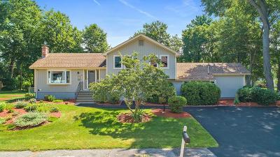 Randolph Single Family Home Contingent: 41 Stevens Terrace