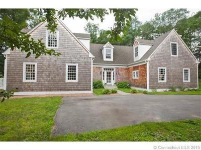 MA-Berkshire County Single Family Home New: 1144 Ashley Falls Rd #Lot 1