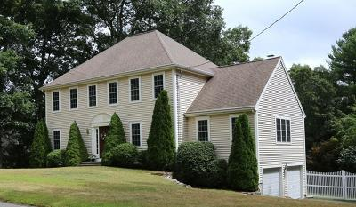 MA-Worcester County Single Family Home New: 132 Paradise Lane