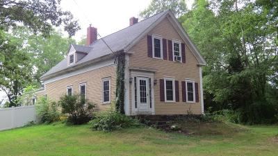 MA-Bristol County Single Family Home New: 705 Berkley St