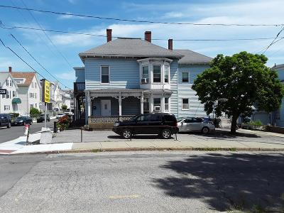 Fall River Multi Family Home New: 311 Bank St