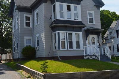 Brockton Multi Family Home For Sale: 53 Elm Ave
