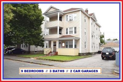 MA-Worcester County Multi Family Home New: 23 Westfield Street