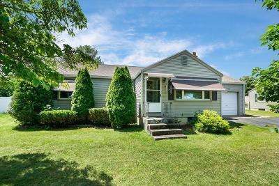 MA-Hampden County Single Family Home New: 48 Dartmouth St