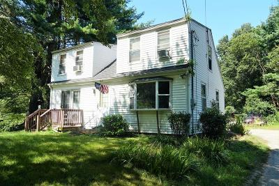 MA-Bristol County Single Family Home New: 165 Norton Ave