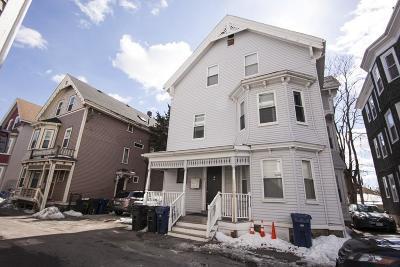 Boston MA Multi Family Home New: $1,475,000