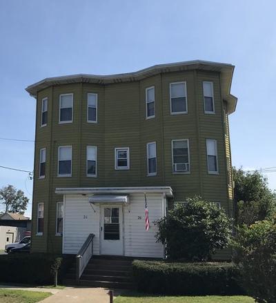 North Attleboro Multi Family Home For Sale: 24 Church St