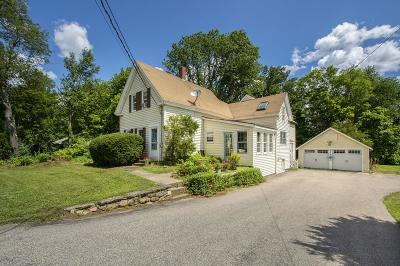 Hingham, Hull, Scituate, Norwell, Hanover, Marshfield, Pembroke, Duxbury, Kingston, Plympton Single Family Home For Sale: 937 Main St