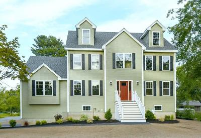 Billerica Single Family Home For Sale: 6 Maplewood