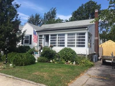 Hingham, Hull, Scituate, Norwell, Hanover, Marshfield, Pembroke, Duxbury, Kingston, Plympton Single Family Home For Sale: 27 D St