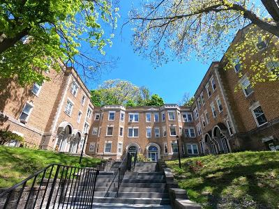 Brookline Condo/Townhouse For Sale: 15 Westbourne Ter #3