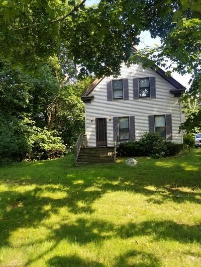 MA-Norfolk County Single Family Home For Sale: 752 Front St