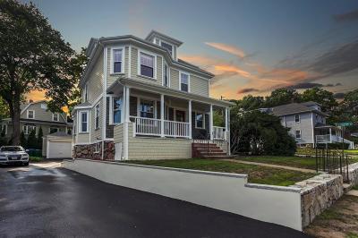 MA-Norfolk County Single Family Home New: 101 Washington St