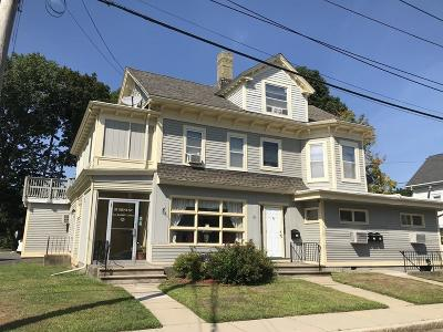 MA-Bristol County Commercial New: 20-22 Orne St