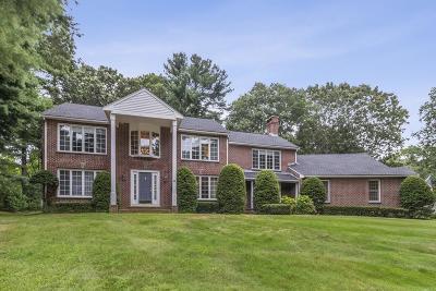 MA-Norfolk County Single Family Home New: 6 Ridge Road