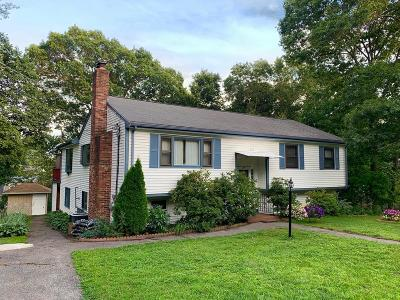 Norwood Single Family Home For Sale: 274 Pleasant St