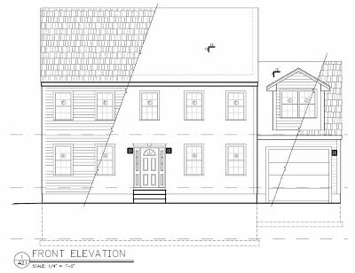 Brockton Single Family Home For Sale: 14 Heritage Court #Lot 22