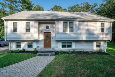Taunton Single Family Home For Sale: 30 H Davis Street
