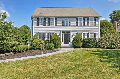 North Attleboro Single Family Home For Sale: 2 Historical Way
