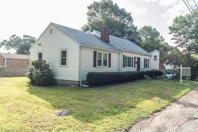 Randolph Single Family Home New: 21 N. Harriette