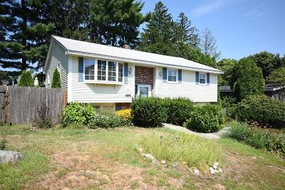 Lowell Single Family Home For Sale: 67 Hally Road