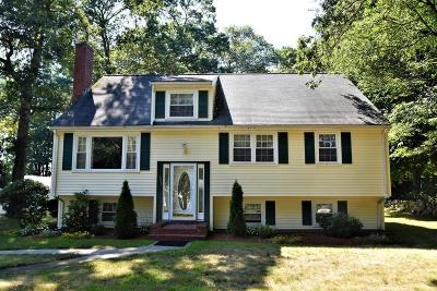 Norwell MA Single Family Home New: $585,000