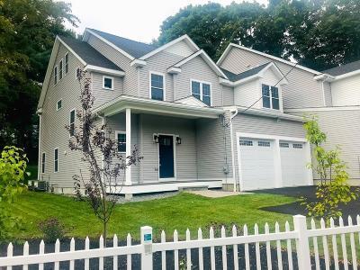 Condo/Townhouse New: 93 Calvary Street #2