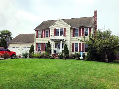Single Family Home New: 133 Lucas Dr