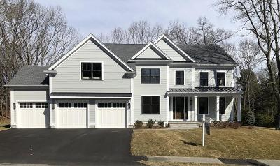 Wellesley Single Family Home For Sale: 241 Lowell Rd