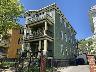 Boston Multi Family Home New: 17 Pleasant Street
