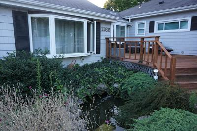 Canton Single Family Home New: 1168 Washington