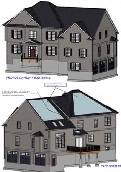 Shrewsbury Single Family Home New: Lot 4 Sheryl Dr