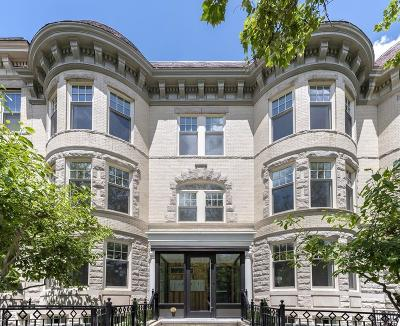 Brookline Condo/Townhouse For Sale: 1240 Beacon Street #3