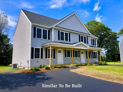 Attleboro Condo/Townhouse New: 31-1 Burgess Street #1
