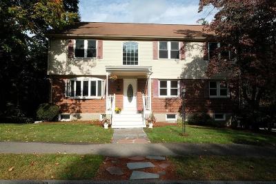 Single Family Home New: 54 Beacon St Cir