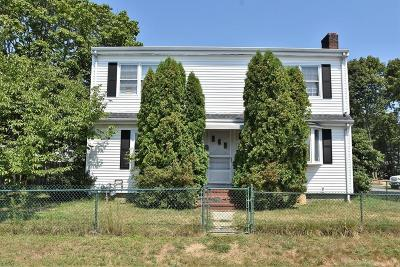 Somerset MA Single Family Home New: $279,900