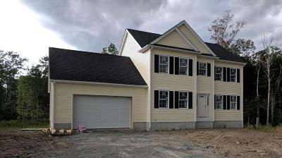 Attleboro Single Family Home New: Lot 3 Ledgewood Circle