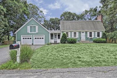 Attleboro Single Family Home New: 12 Sagewood Cir