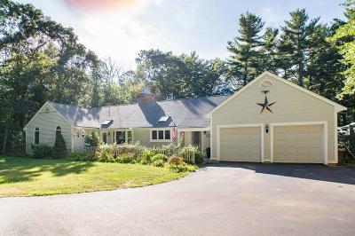 Upton Single Family Home Back On Market: 143 South St