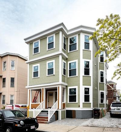 Somerville Condo/Townhouse New: 15 Connecticut Ave #2