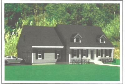 Plymouth Single Family Home For Sale: Lot 26-7 Blue Gill Lane