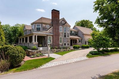 Cohasset Single Family Home New: 26 Deep Run